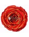 Trandafiri Criogenati Rosu SclipiciAuriu XLGGoldRed02