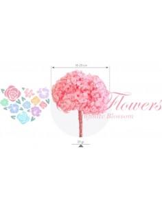 Hydrangea Dark Pink (Hortensie)