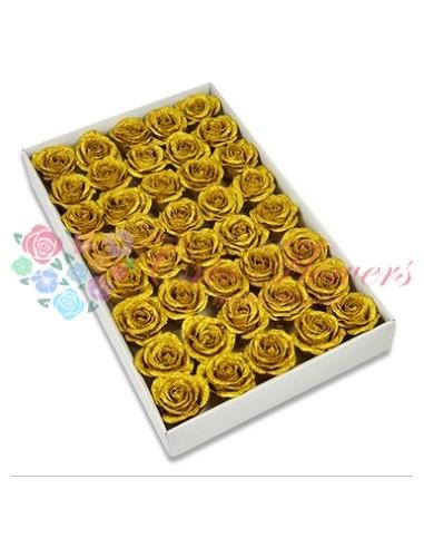Trandafiri Sapun Auriu