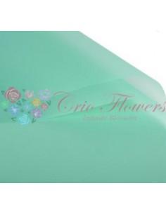 Celofan Turquoise
