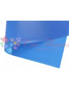 Plastic Wrapping Blue