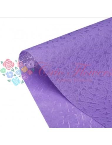 Non-woven Paper Lila