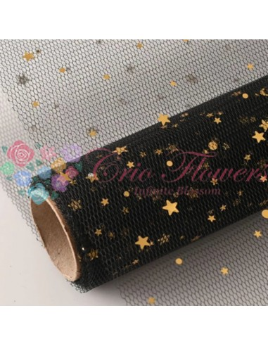 Black Star Lace Roll