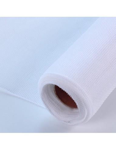 Rola Plasa Plastic Alb