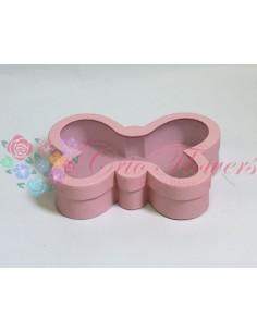Cutie Fluture Roz