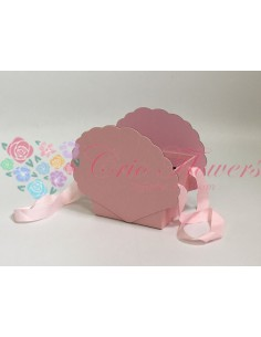 Cutie Scoica Roz