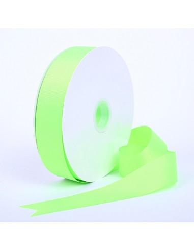 Panglica Saten Verde Neon