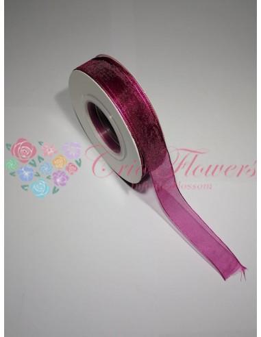 Cyclam Organza Ribbon