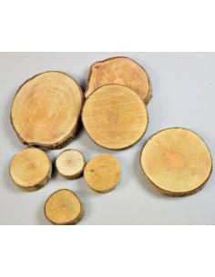 Felii Lemn Deco 3-9cm