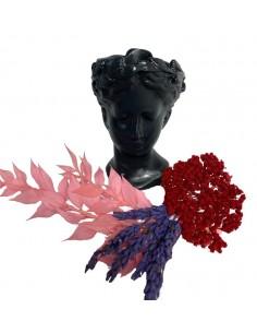Vaza Venus 10cm Negru