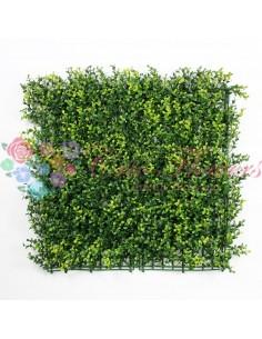 Panou Plante Artificiale 50x50cm A006 Galben