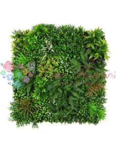 Panou Plante Artificiale 100x100cm B052