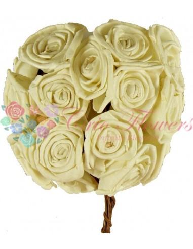 Buchet Trandafiri Ming Natur