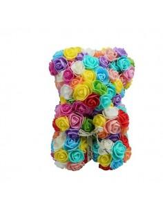 Ursulet de spuma 25 cm Multicolor