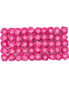 Trandafiri sapun parfumat bicolor roz/roz fuxia