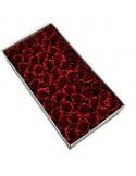 Trandafiri Sapun Parfumati Rosu Ciocolatiu