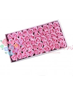 Trandafiri sapun Roz