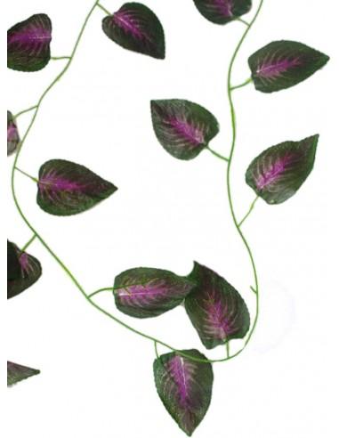 Ghirlanda Iedera Artificiala Mov-Verde 240cm