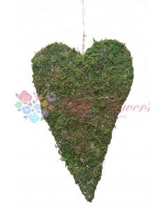 Moss Heart Long Stabilizat