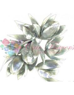 Wild Lily Argintiu