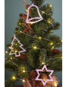 Ornamente Brad Transparante